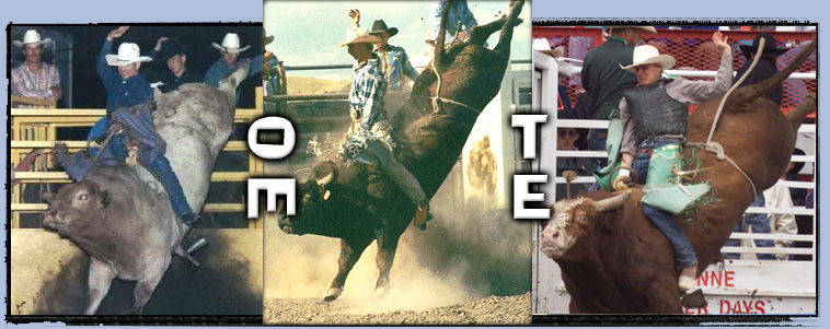 Post image for Welcome to ECKROTH RODEO BULLS